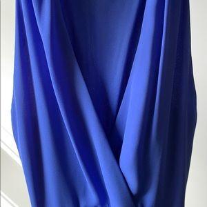 Express size S halter dress